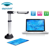 S1500A3AF USB3.0 Auto Focus A3 doc color portable handy scanner