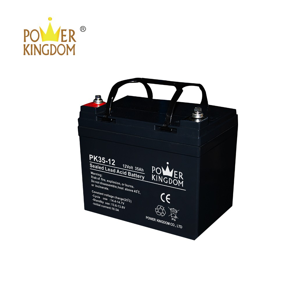 Power Kingdom deep cycle battery charging instructions order now solar and wind power system