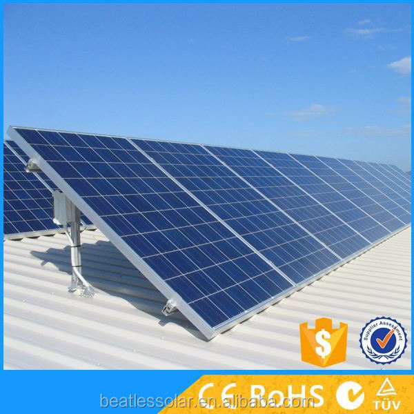 Good Sale China 10Kva Solar System For Home/Garden Use