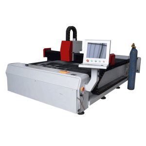 high precision fiber laser cutting machine for metal