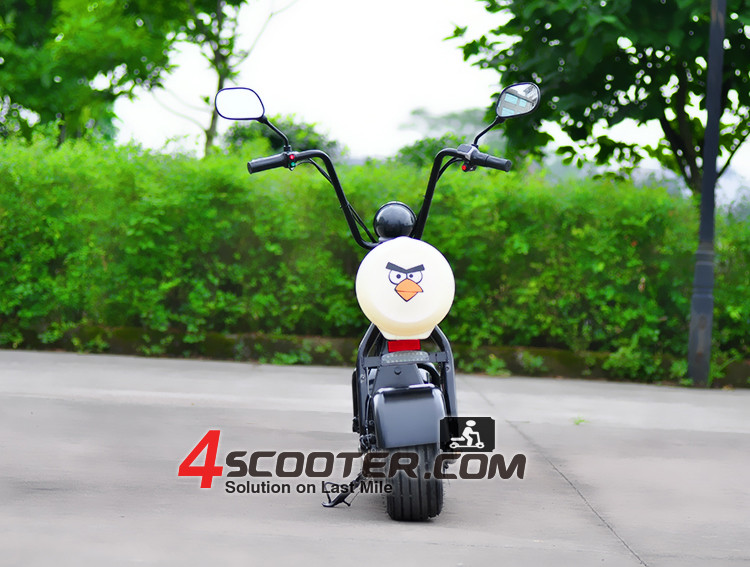 2016 New Big Wheel 500w Junior City Coco Electric Scooters Cheap ...