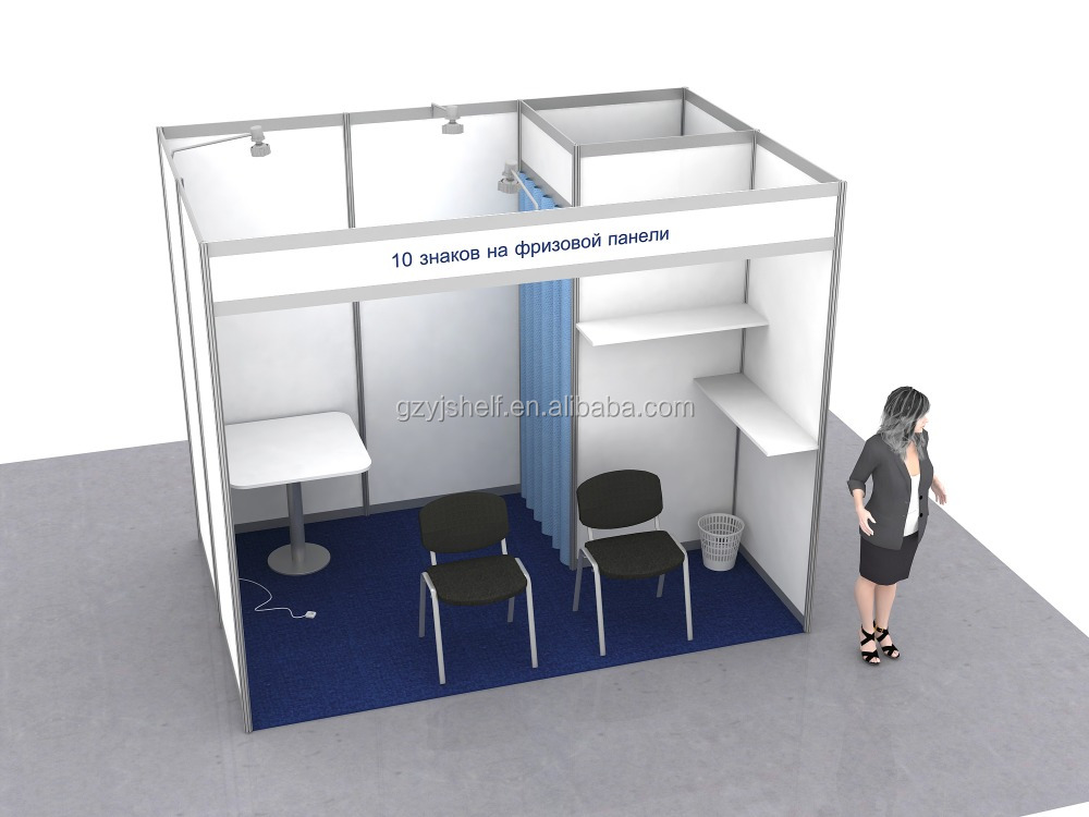 Standard Exhibition Booth : Exhibition display booth morden design standard