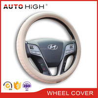 AUTOHIGH steering wheel covers fancy style for 4 seasons