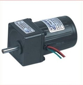 Low rpm ac gear motor 80mm outer dia 25w mini geared motor for Low rpm ac motor