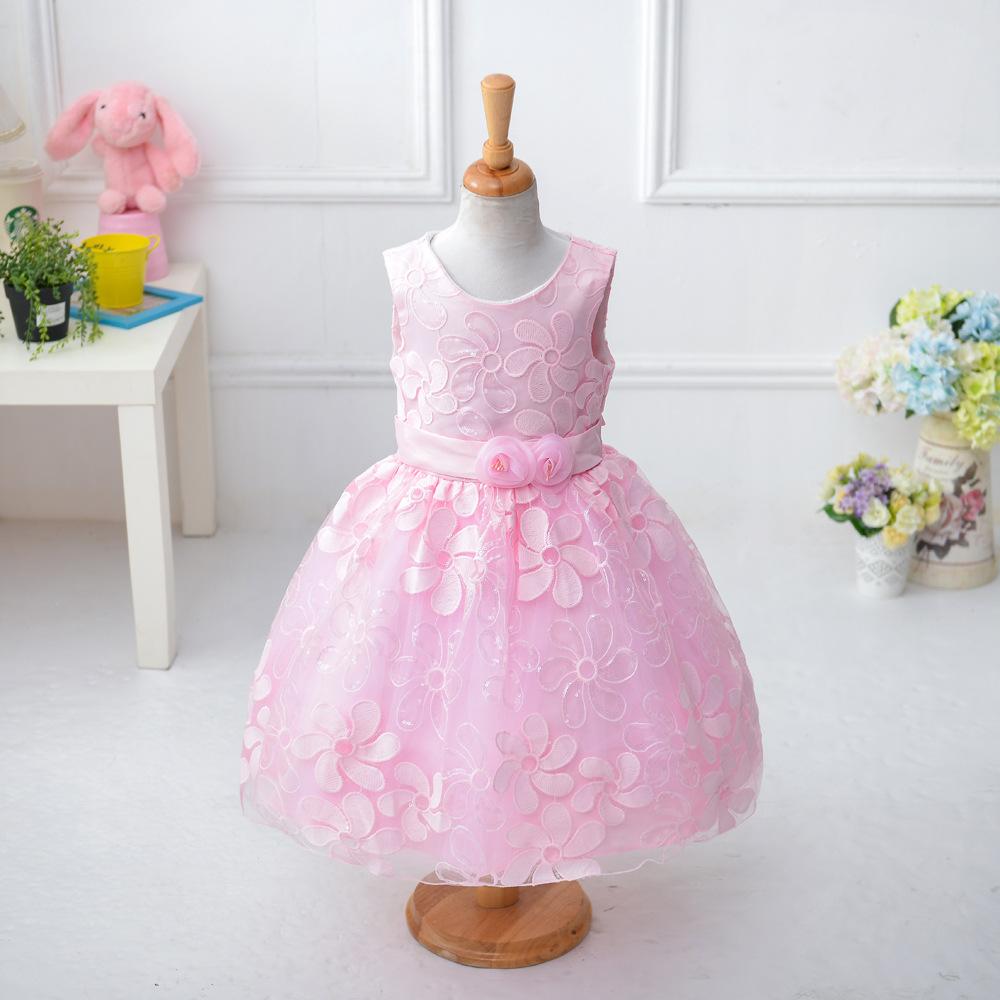 Venta al por mayor vestidos fiesta niña 2014-Compre online los ...