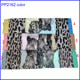 Leopard headr print scarf hijab for wholesale