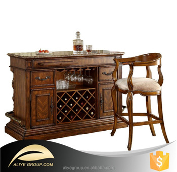 8019a 31 Whole Solid Wood Furniture Used Home Bar Dubai
