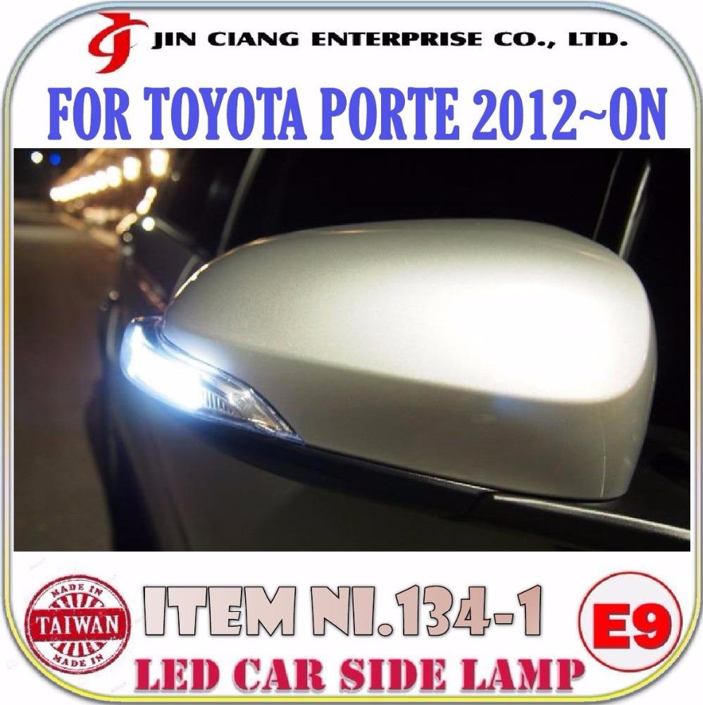 Fits Toyota Avensis T25 2.0 White 12-SMD LED COB 12v Number Plate Light Bulb