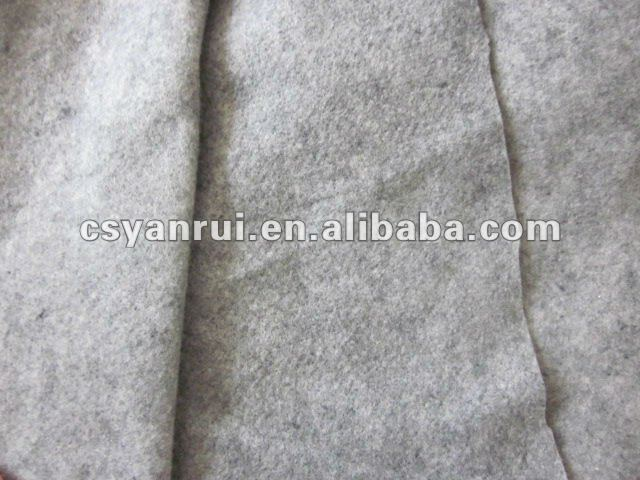 Automobile interior Needle punched nonwoven fabrics for healiner