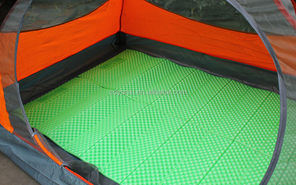 Reusable Cheap Waterproof Folding Foam Camping Tent Sleeping Floor Pad Mat