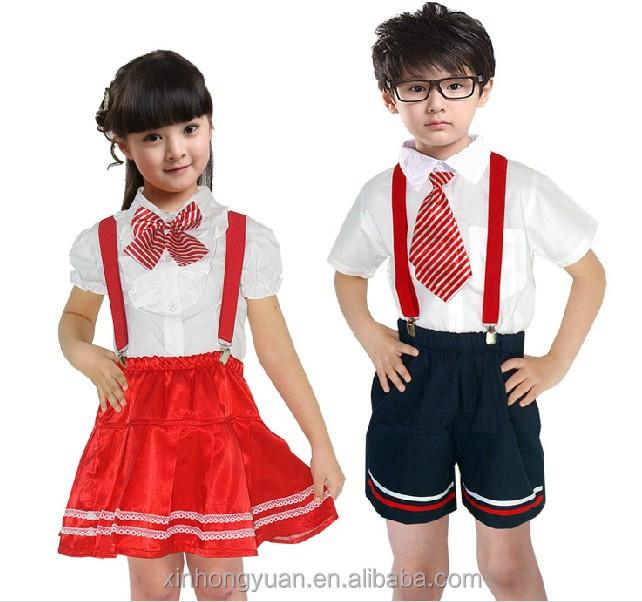 65dbd5f85 Oem China Girl And Boys Soft School Uniform Dresses - Buy Girls ...