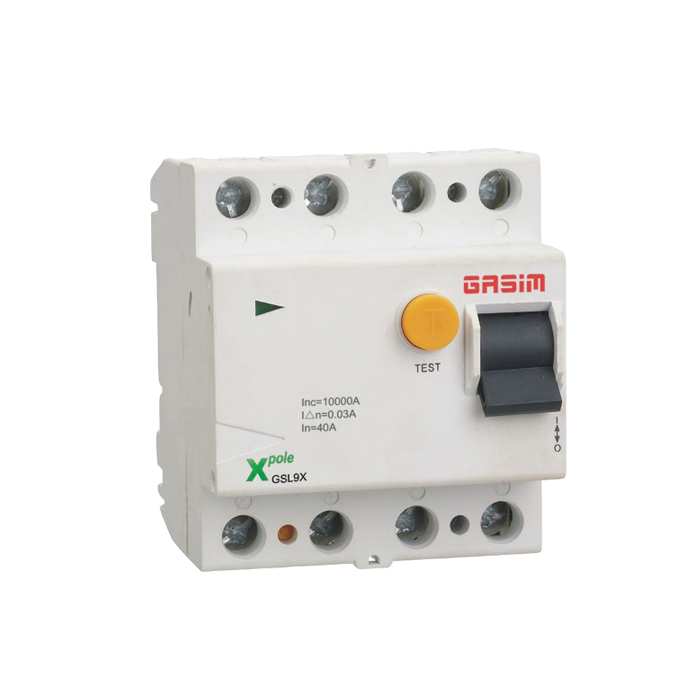 High Quality f360 rcd 30ma 100ma 300ma rccb circuit breaker 2p
