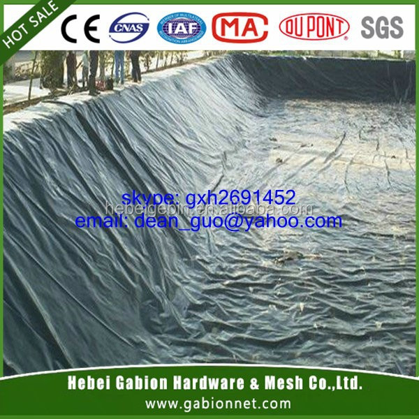 1.0 mm thickness virgin resin made Dual color HDPE,LDPE, LLDPE Pool Liners