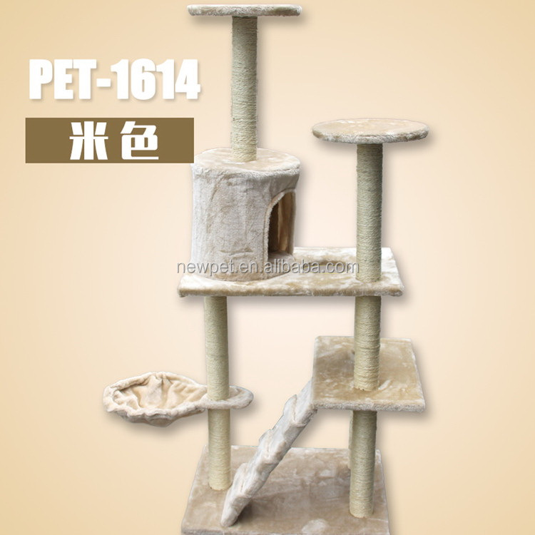 China manufactory new arrival pet cages and houses cat scratcher pet chewing toy