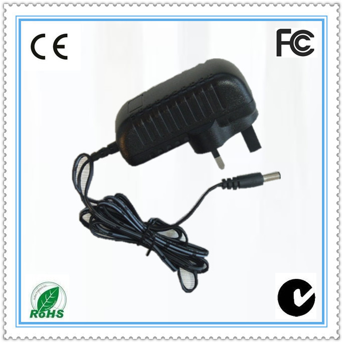 Hot selling mercedes cd changer adapter 7v 500ma 3.5w with 5.5*2.5mm dc tip made in china