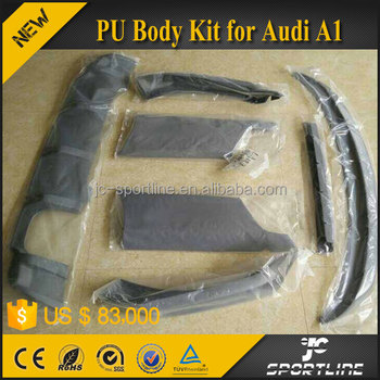 Jc Sportline Pu Unpainted Car Body Kit For Audi A1 2013 Buy A1 Body Kit Body Kit For Audi A1 Pu Body Kit For Audi A1 Product On Alibaba Com