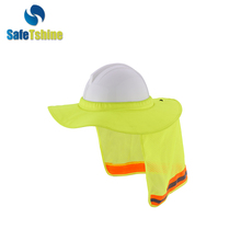 newly designed reflect light neck cover for hat sun cap sleeve