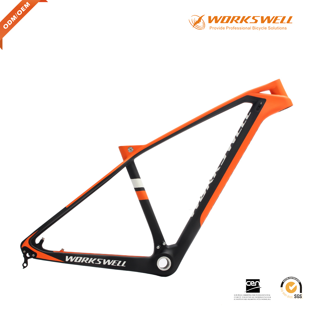 Best Selling Full Suspension Carbon Mountain Bike Frame 27.5 - Buy ...