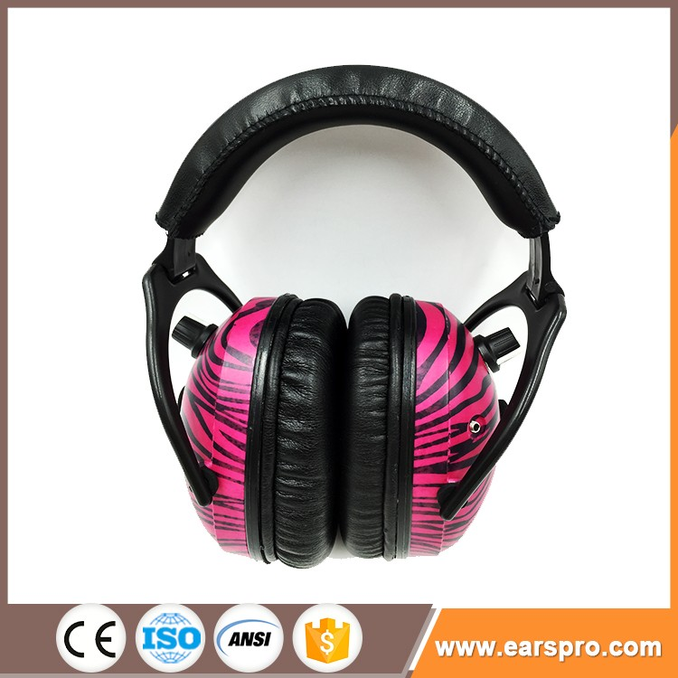 Safety Ear Cover and Health Protector Earmuff(2 Micro)