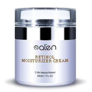 Anti Aging Day and Night Hyaluronic Acid Moisturizer and Retinol Cream