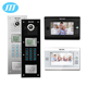 2017 Super quality building video doorphone doorbell intercom system with HD camera