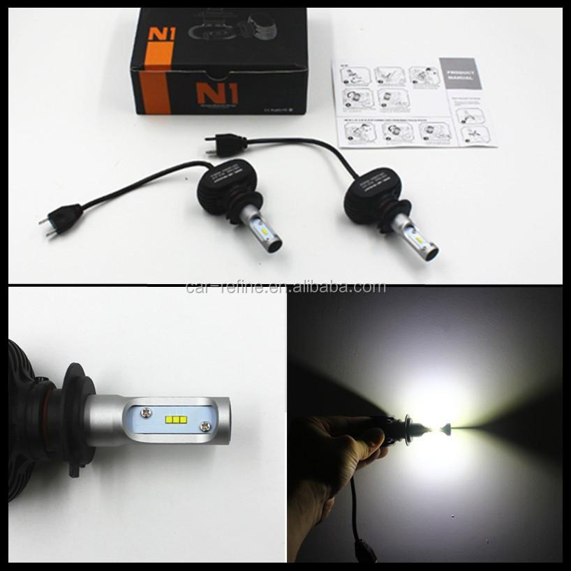 Car Hid Xenon Led H7 Bulb Holder Adapter For Vw Magotan H7 Led Hid ...