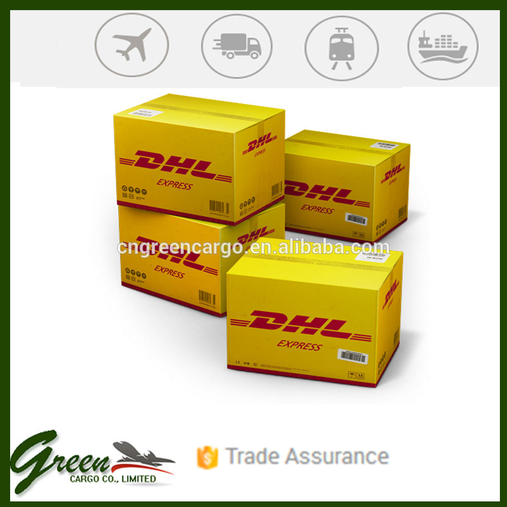 High quality long duration time nice express courier service of china shipping
