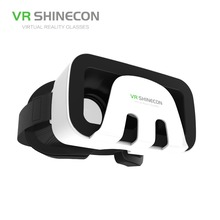 3D VR Bril, Virtual Reality Headset voor 4.0-6.0 inch Smartphones iPhone 6 s 6 Plus Samsung Galaxy serie voor 3D movie