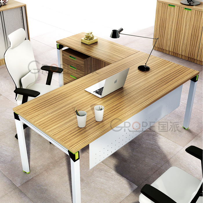 Longjiang one person executive office table, consulting table