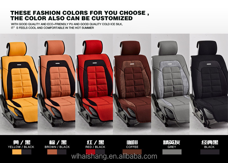 Wellfit Sponge Warm Velvet Car Seat Cover Cushion For Hyundai Sonata Toyota Ect