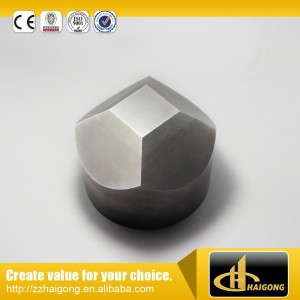 wholesale reliable tungsten cemented carbide top hammer for diamond