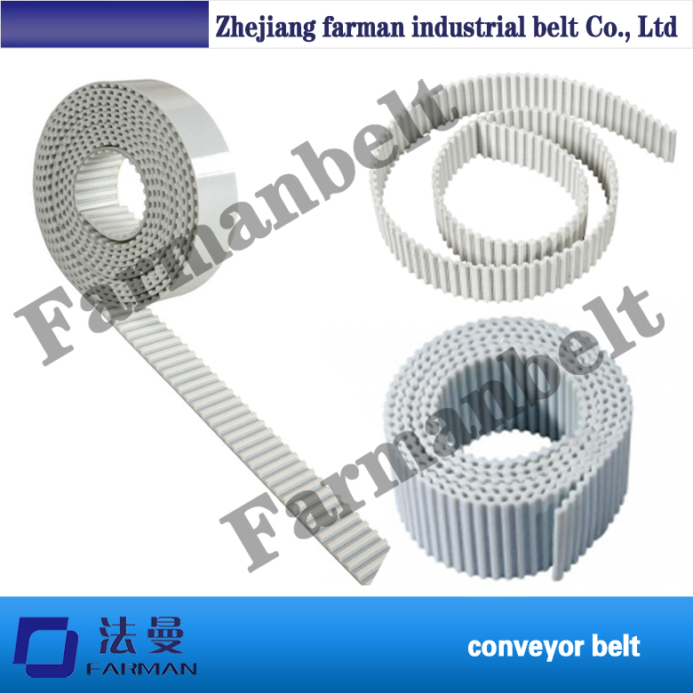 Endless/Open S3m/3m Type Pu/rubber Timing Belt