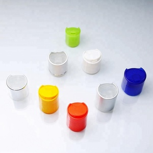 24mm 28mm Plastic colorful disc top cap