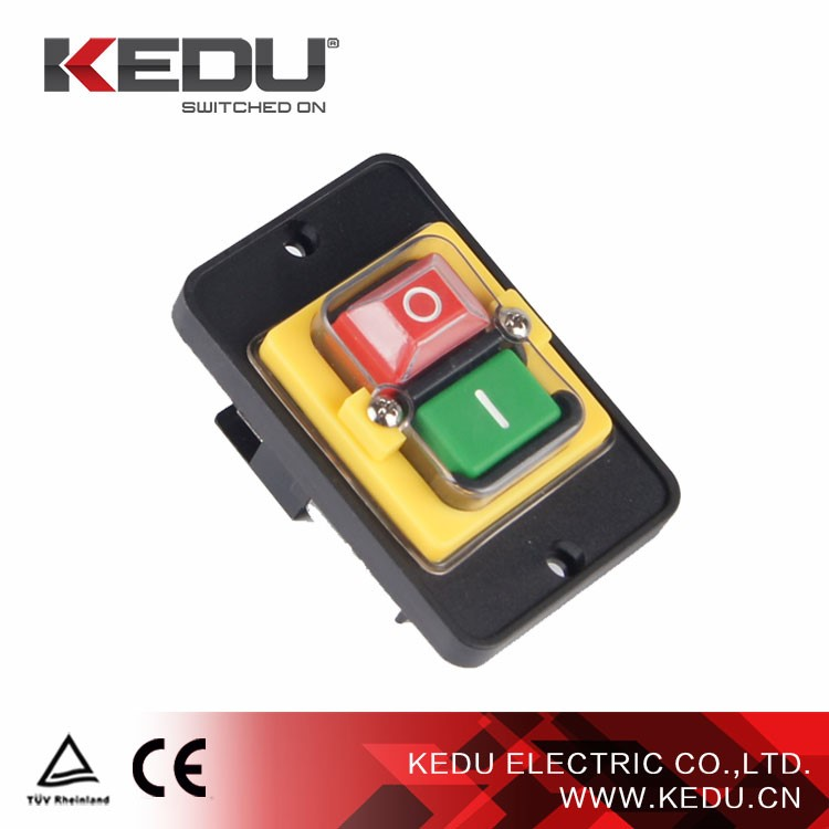 KEDU Factory Supply Electromagnetic Switch With CE,UL,TUV