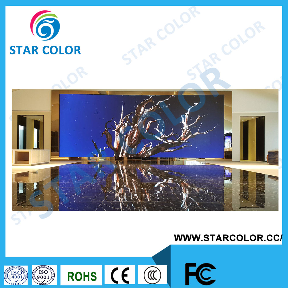 P5 Indoor full color SMD led screen display for stage