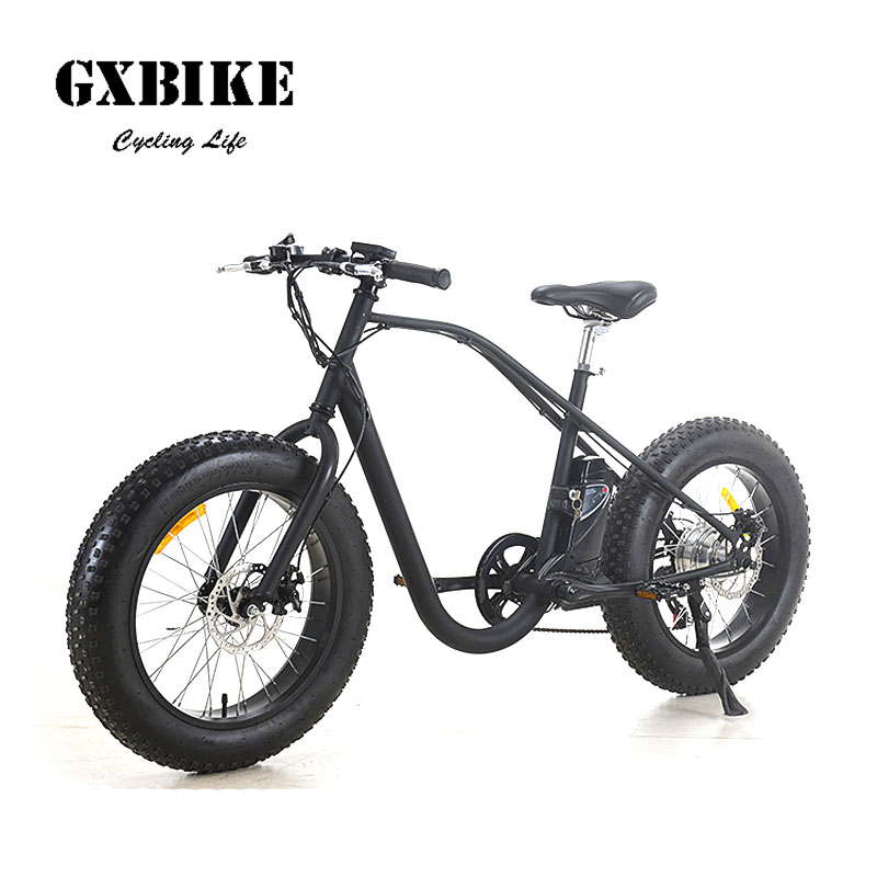 2018 New Design 36V 250W Moter Fat Tire Electric Bike Factory Outlet