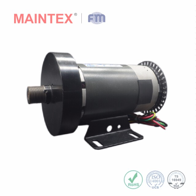 2hp dc motor 180V treadmill motor family use with controllers