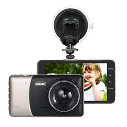 Wholesale New Structure Full HD 1080p Safety Guard Dual Car Dash Camera
