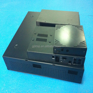 OEM galvanized steel metal stamping electronic enclosure