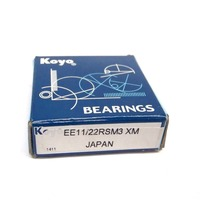 KOYO EE1-1/2 2RSM3XM Extra Light Small Inch Size Ball Bearing R4-2RS