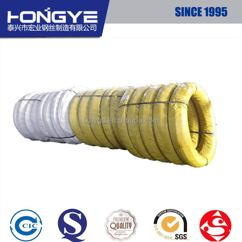 DIN 17223 GRADE A B C D Different Types Of Expansion Spring Wire