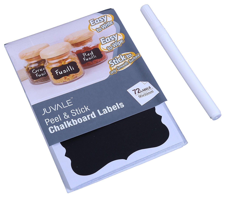 buy chalkboard labels for jars bottles pots cabinets and drawers