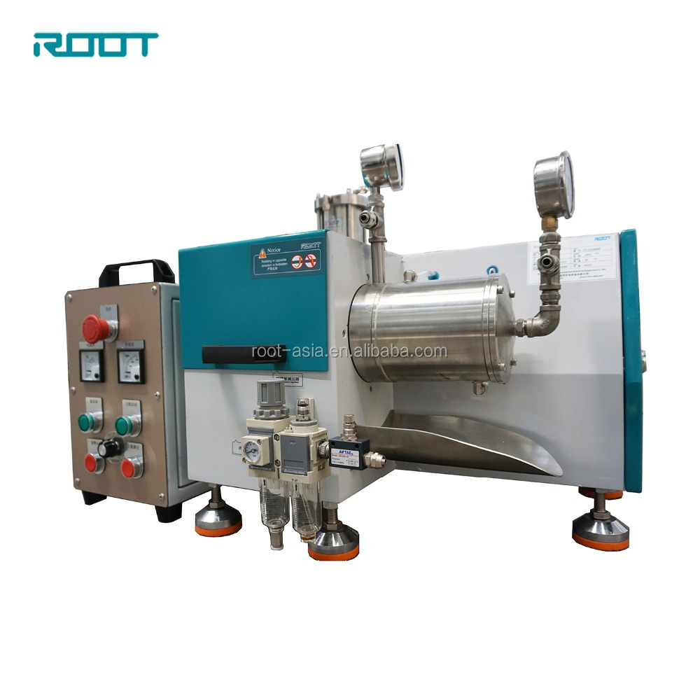 Lab RT-0.5 bead mill manufacturer