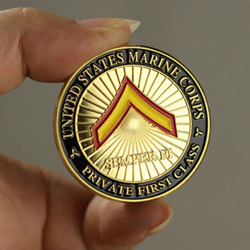 Challenge Coin Soft Enamel Badge Commemorative Coins Military Gifts For  Soldiers Men Women - Buy Challenge Coin,Soft Enamel Badge,Commemorative  Coins