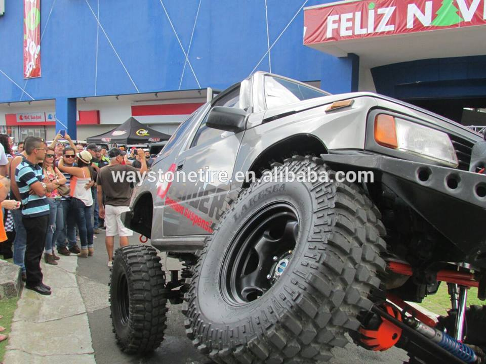Waystone Extreme Mt Tires 4x4 Tyres 245/70r16 35x12.5r16 4x4 Jeep ...