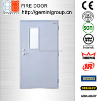 latest design 60 minutes fire rated door with certificate