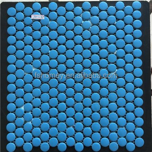 azule azulejos de pared del bao mosaic kw4298 - Azulejos De Bao