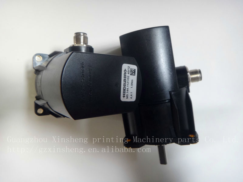 serve motor for heidelberg printing machine spare parts
