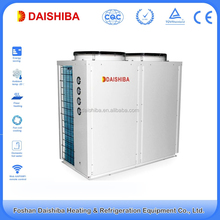 Factory wholesale Copeland compressor heat pump air cooled chiller for house cooling and heating