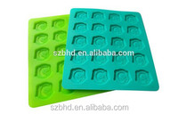 Silicone muti Shape silicone Mold/tray - Good for Baking, Cooking and Molding